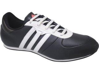 Tênis Feminino Adidas Baniya 47524  Preto/branco - Tamanho Médio