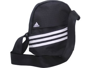 4ee772359 Bolsa Adidas V42696 Pretobranco Comprar na Loja online...