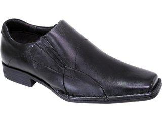 Sapato Masculino Ferracini 4264 Preto - Tamanho Médio