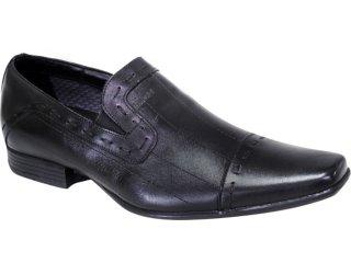 Sapato Masculino Ferracini 5925 Preto - Tamanho Médio