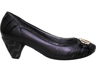 Sapato Feminino Campesi 1732 Preto - Tamanho Médio