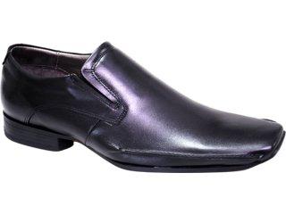 Sapato Masculino Ferracini 6282 Preto - Tamanho Médio