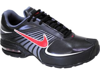 Tênis Masculino Nike Max Torch vi  395925-003 Preto/vermelho - Tamanho Médio
