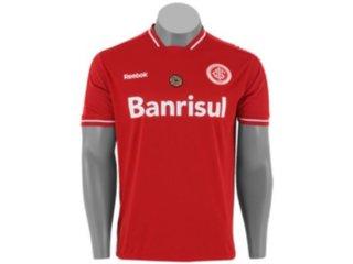 Camiseta Masculina Inter In16000v Vermelho - Tamanho Médio