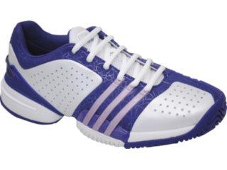 Tênis Feminino Adidas Barricade U41565 Perola Violeta - Tamanho Médio