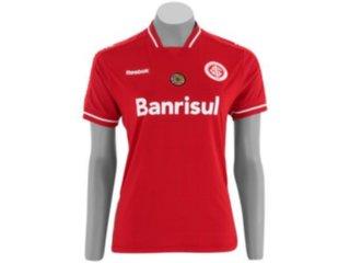 T-shirt Feminino Inter In16004v Vermelho - Tamanho Médio