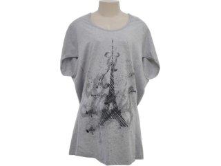 Vestido Feminino Hering 09e4 M2h10s Cinza - Tamanho Médio