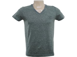 Camisa Masculina Hering 4c3d 1c10s Verde Estonado - Tamanho Médio