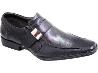 Sapato Masculino Ferracini 3472 Preto - Tamanho Médio