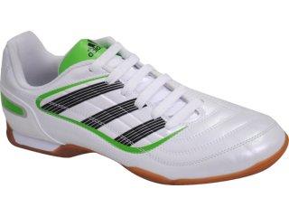Tênis Masculino Adidas Predito G29730 Branco/verde - Tamanho Médio