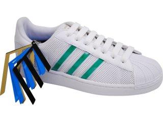 0df89399ca08c Tênis Adidas STAR 2 G43030 Branco Comprar na Loja online...