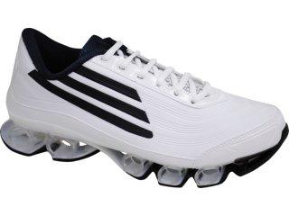 Tênis Masculino Adidas Titan G44668 Branco/preto - Tamanho Médio