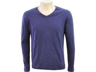 Camiseta Masculina Hering 42jo Xjy07s Uva - Tamanho Médio