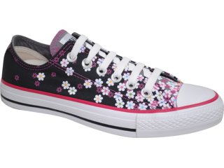 Tênis Feminino All Star 798081 Floral - Tamanho Médio