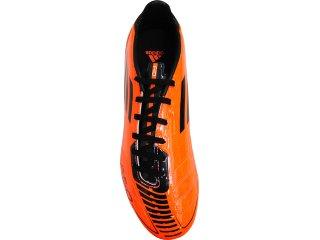 65ed7daaf01ba Chuteira Adidas F10 U41869 Laranjapreto Comprar na Loja...