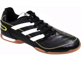 Tênis Masculino Adidas Predito G29731 Preto/branco - Tamanho Médio