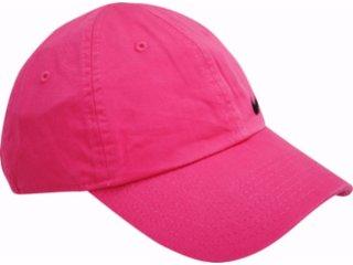 Boné Feminino Nike 371232-605 Pink - Tamanho Médio