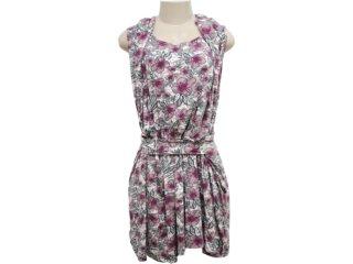 Vestido Feminino Hering 09dt 1a00s Color - Tamanho Médio