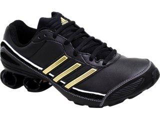 Tênis Masculino Adidas Cosmos G42152 Preto/ouro - Tamanho Médio