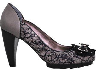 Sapato Feminino Cravo e Canela 66502/10477 Mouse - Tamanho Médio