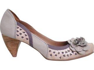 Sapato Feminino Tanara 2333 Pele - Tamanho Médio