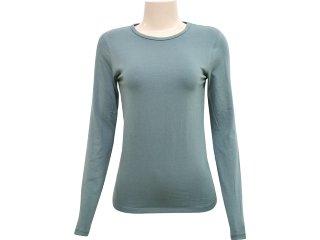 Blusa Feminina Hering 02qy E9307s Verde - Tamanho Médio
