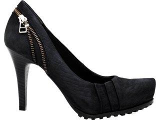 Sapato Feminino Ramarim 1123106 Preto - Tamanho Médio