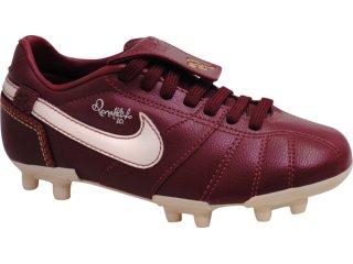 Chuteira Masc Infantil Nike 315576 Bordo - Tamanho Médio