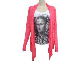 Blusa Feminina Cavalera Clothing 09.01.2068 Rosa - Tamanho Médio