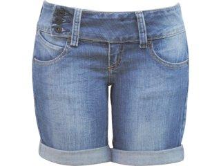 Bermuda Feminina Dopping 013111011 Jeans - Tamanho Médio