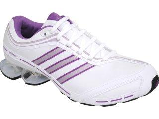 Tênis Feminino Adidas Komet G40016 Branco/lilas - Tamanho Médio