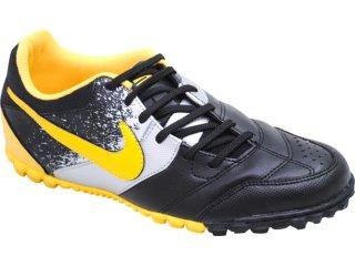 Tênis Masculino Nike 415130-070 Bomba Preto/amarelo - Tamanho Médio