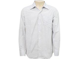 Camisa Masculina Tng I11mle55 Branco - Tamanho Médio