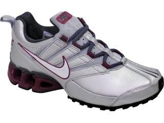 Tênis Feminino Nike Impax 442472-001 Cinza/uva - Tamanho Médio