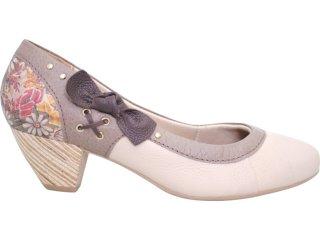 Sapato Feminino Campesi 1821 Avelã - Tamanho Médio