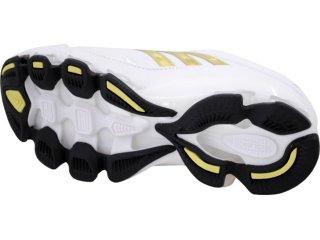 317fcd73b9b Tênis Adidas VENUS LEATHER U44134 Brancoouro Comprar...