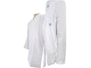 Masculino Kimono Adidas K280 Branco - Tamanho Médio