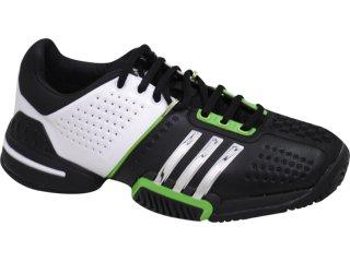 Tênis Masculino Adidas Barricade U43808 Preto/branco - Tamanho Médio