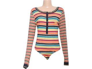 Body Feminino Cavalera Clothing 09.01.2172 Color - Tamanho Médio