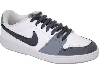 Tênis Masculino Nike 432512-103 Backboard Branco/cinza - Tamanho Médio
