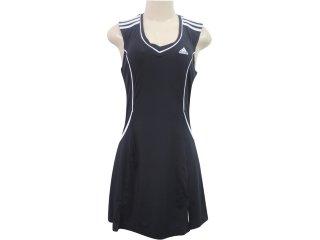 Vestido Feminino Adidas E15432 Preto - Tamanho Médio