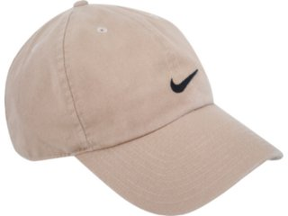 Boné Masculino Nike 371218-235 Bege - Tamanho Médio