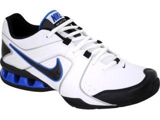 Tênis Masculino Nike Reax 415348-106 Branco/preto - Tamanho Médio