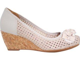 Sapato Feminino Dakota 2864 Bege - Tamanho Médio