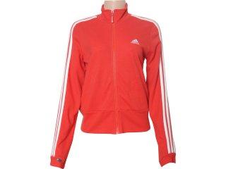 Casaco Feminino Adidas 798748 Vermelho - Tamanho Médio
