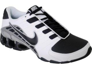 Tênis Masculino Nike Impax Atlas 428972-102 Branco/preto - Tamanho Médio