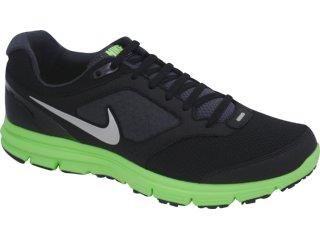 Tênis Masculino Nike Lunarfly 429852-007 Preto/verde - Tamanho Médio