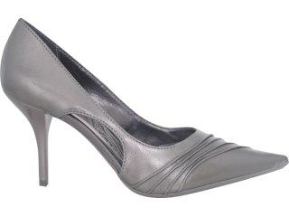 Sapato Feminino Ramarim 21105 Grafite - Tamanho Médio
