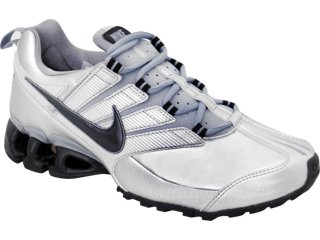 Tênis Masculino Nike Impax Contain 371343-005 Cinza/pto - Tamanho Médio