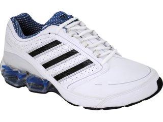 Tênis Masculino Adidas Devotion U44178 Branco/preto - Tamanho Médio
